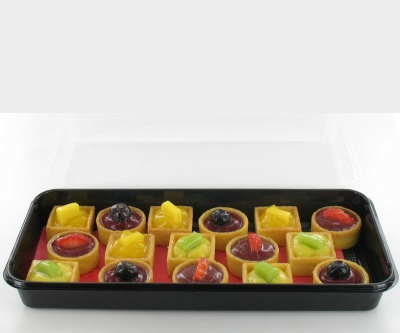 Plateau de 18 délices de fruits assortis