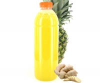 Pineapple & ginger juice - 1 lt