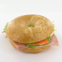 Bagel, turkey, 220 g