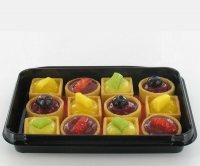 Plateau de 12 délices de fruits assortis (12 x 20 g)
