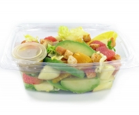Avocado salad & citrus fruits, 350 g (croutons)
