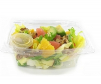 Avocado salad & citrus fruits 350 g (nuts)